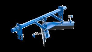 V-Plow is a V-shaped belt scraper.