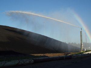 Yard Spray System