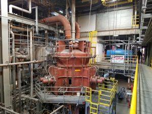 Millpro mill temperature monitoring system