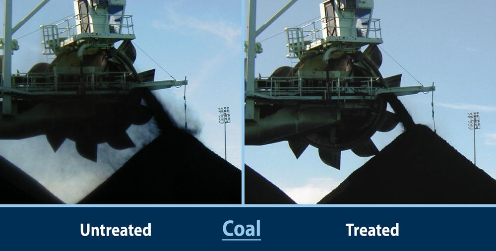 dust suppression coal
